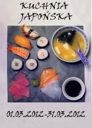 (kuchnia japonska-zaproszenie