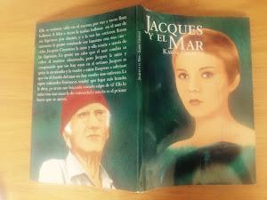 Mi segundo poemario: Jacques y el mar