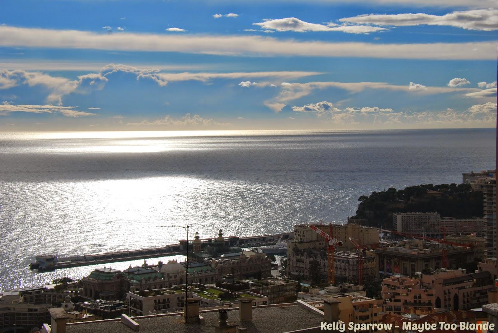 Monaco Mediterranean sea
