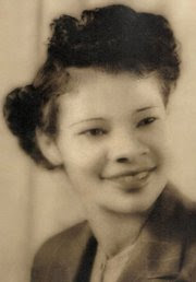 My Mother,  Gladys P. Gilliam 1935 - 2011