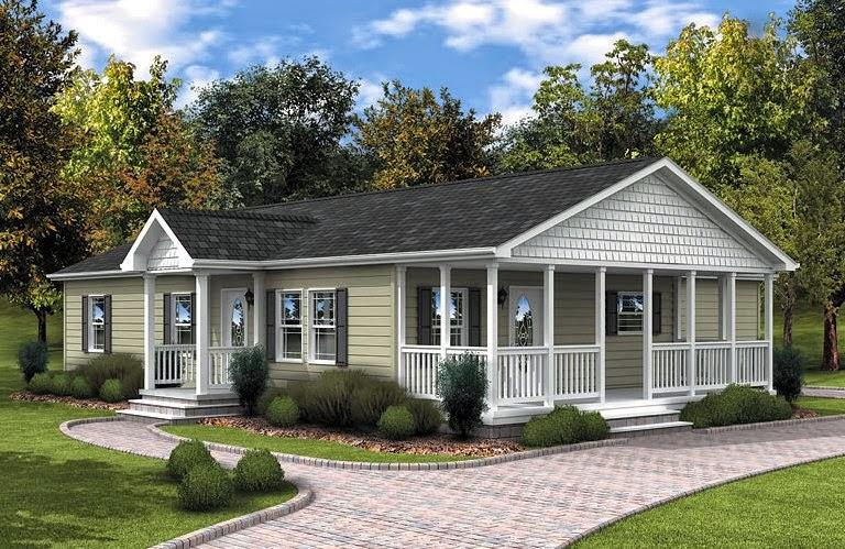 Green Modular Homes California