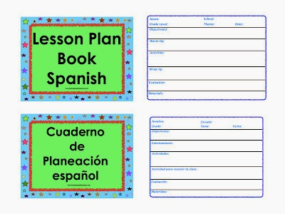 Planning for Spanish Class