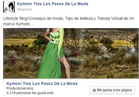 KYMONI...TRAS LOS PASOS DE LA MODA