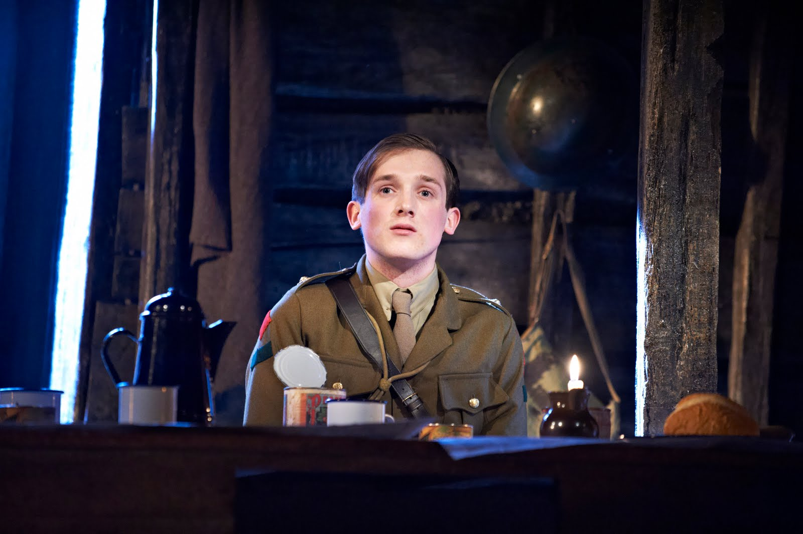 journeys end stanhope and raleigh Few stage staples from 90 years ago would easily translate to the screen today, yet rc sherriff's once near-ubiquitous journey's end proves potent as ever in this sturdy new adaptation from director saul dibb and writer-producer simon reade.
