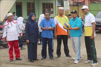 Kakankemenag Tanjungbalai Buka Porhab ke 70