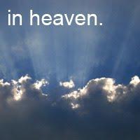 Im Himmel...