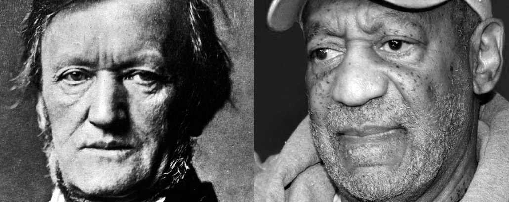 Richard Wagner and Bill Cosby