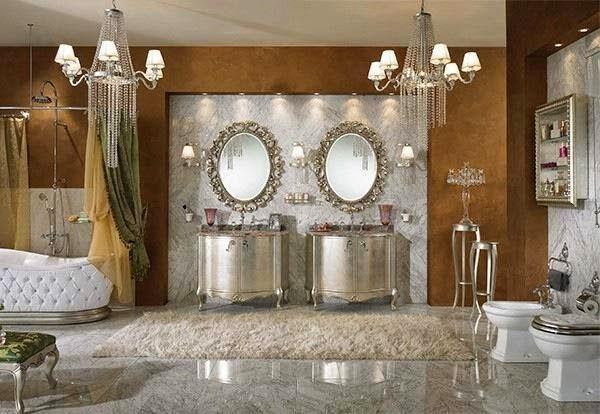royal bathroom interior design