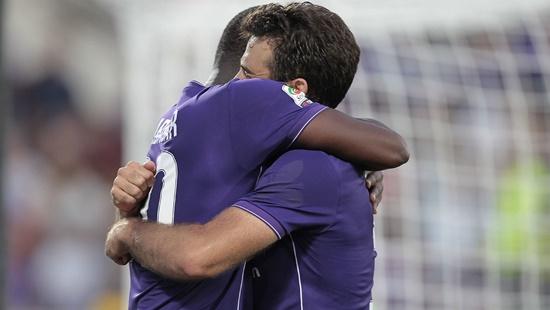 Fiorentina 1 x 0 Genoa - Campeonato Italiano(Calcio) 2015/16