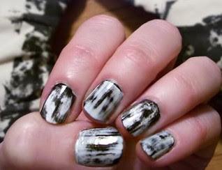 Entropy nail design