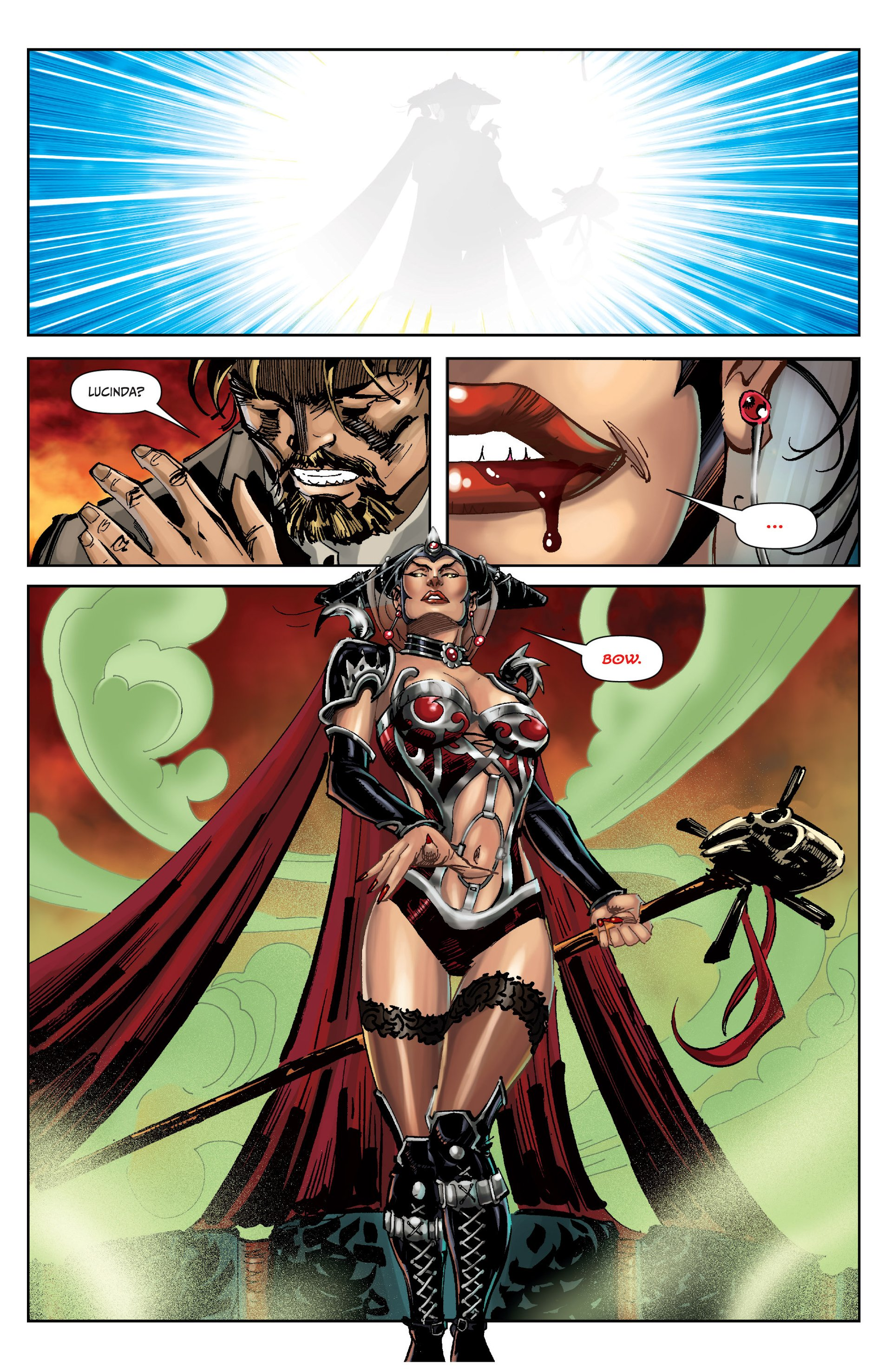 Grimm Fairy Tales (2005) Issue #88 #91 - English 21