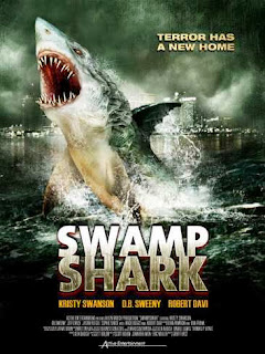 Swamp Shark - Killer Shark Streaming ITA Film TV (2011)