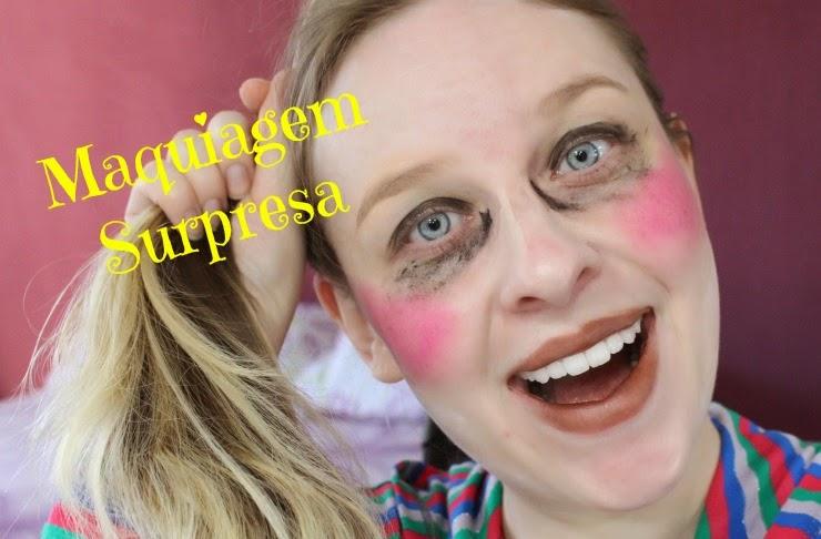 surprise makeup