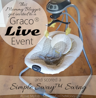 I got invited to a Graco Blogger Party!!!