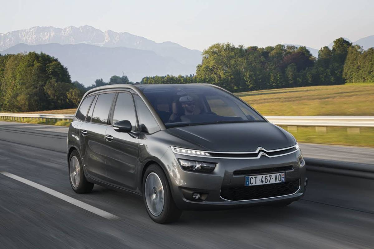 citroen c4 grand picasso 2016 pre o parte de r 120 9 mil car blog br. Black Bedroom Furniture Sets. Home Design Ideas