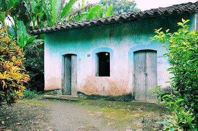 Una casa viejita pero bonita en Pochotitan