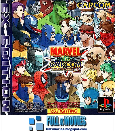 Películas Full & Series: Marvel vs Capcom: Clash of Super Heroes - Pc