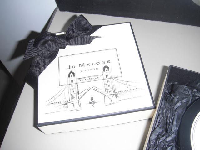 Jo Malone Londond landmarks gift box