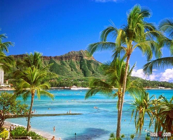Hawaii Or Hawaiian Islands