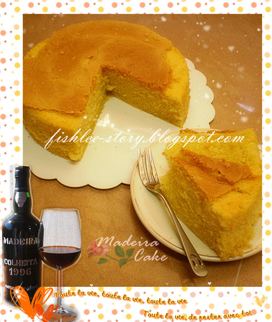 Orange Madeira Cake Mary Berry