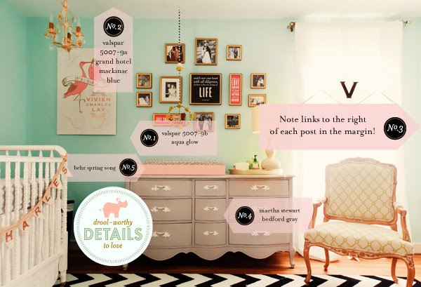 Colors Baby Rooms Psychology