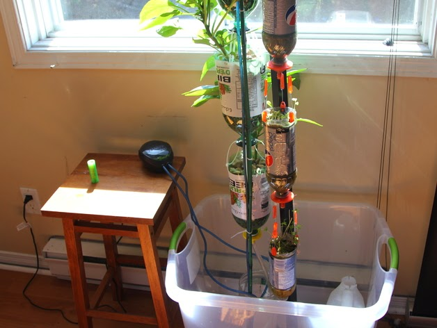 DIY 3D Printing: Make a low cost DIY hydroponics system ...
