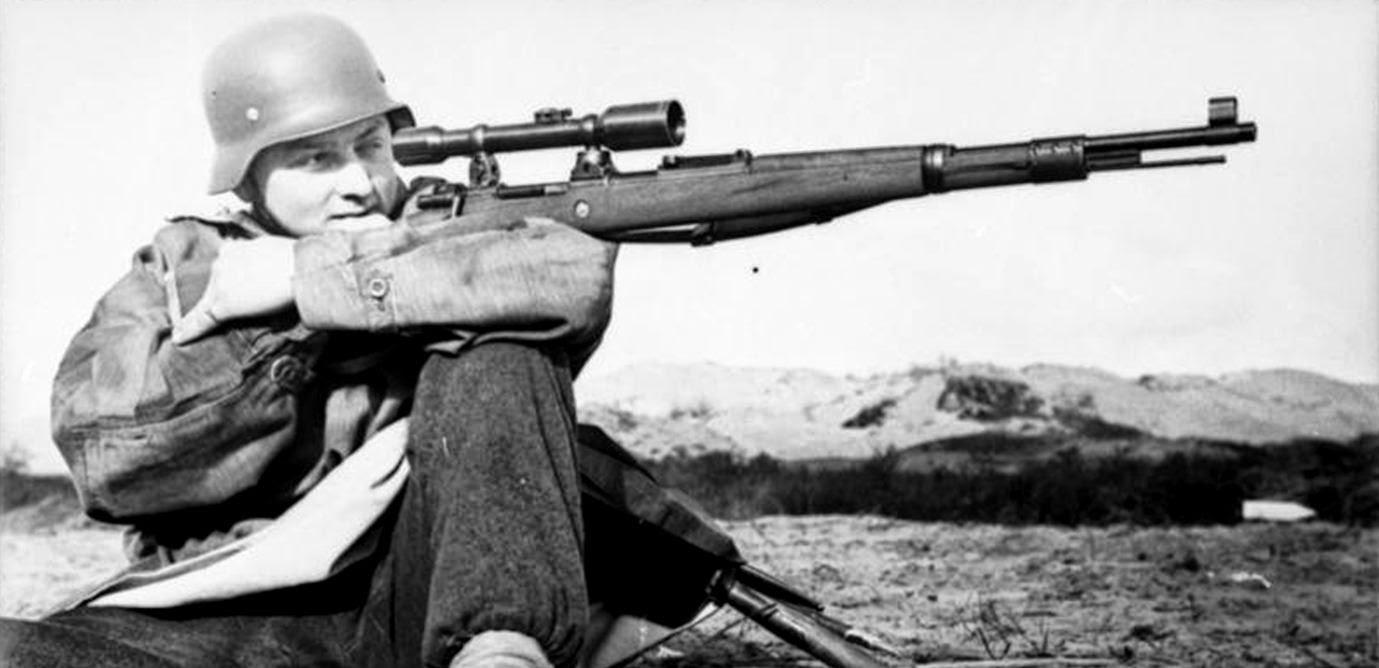Nazi sniper