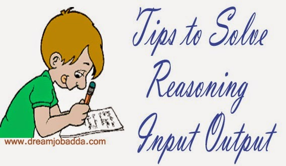 Reasoning Input Output Tips Tricks Examples Explanation