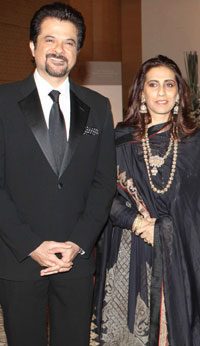 Anil Kapoor family