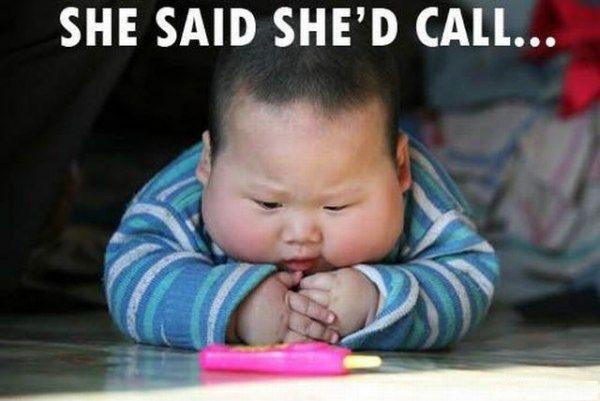 Funny Kid - She Said She'd Call