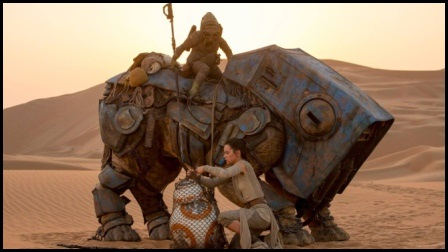 Star Wars: el despertar de la Fuerza (J. J. Abrams, 2015)