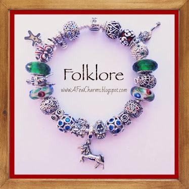 Folklore bracelet