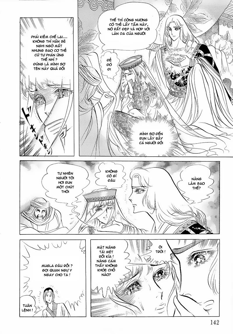 Nữ Hoàng Ai Cập-Ouke no Monshou chap 54 Trang 20 - Mangak.info