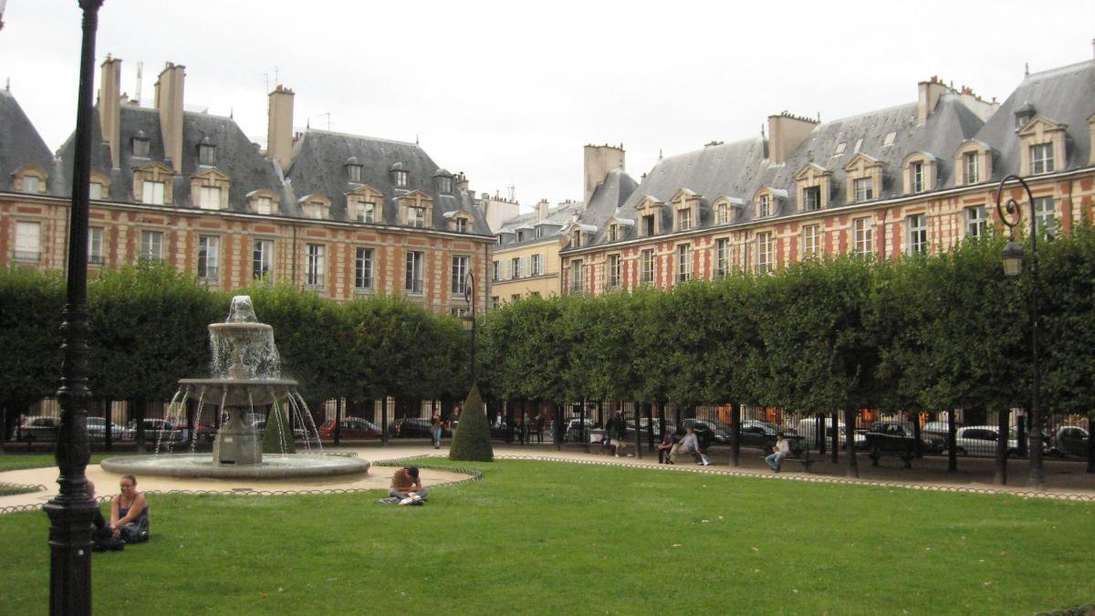 La comtesse le point de croix parigi - Comptoir des cotonniers place des vosges ...