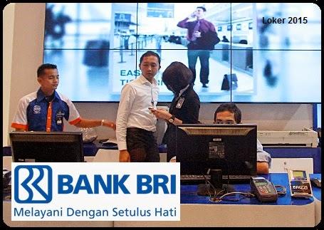 Peluang kerja Bank BRI, iNFO KERJA BRI Terbaru, Karir BUMN 2015