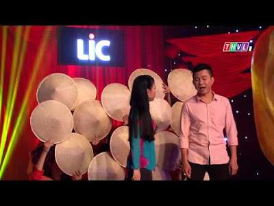 Cẩm Ly và Quốc Đại thể hiện ca khúc Anh Đi Giữ Vườn