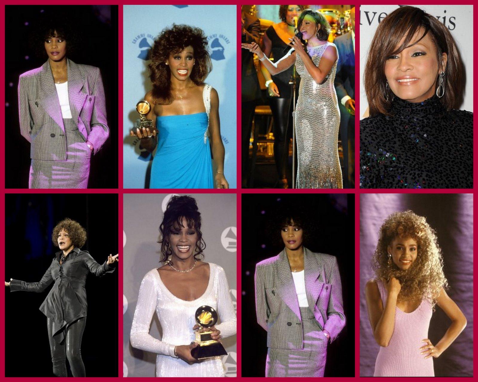 Whitney Houston s comeback - Mirror Online 50