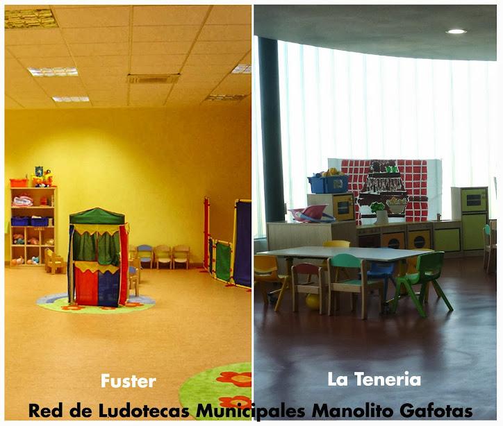 Ludotecas Municipales Manolito Gafotas