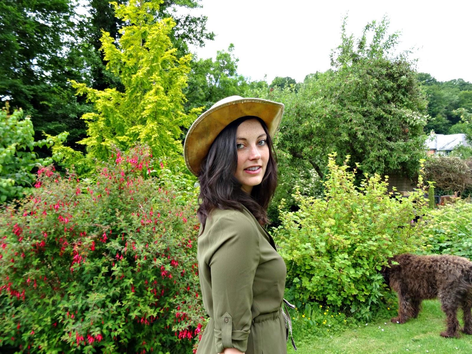 Glastonbury festival wear