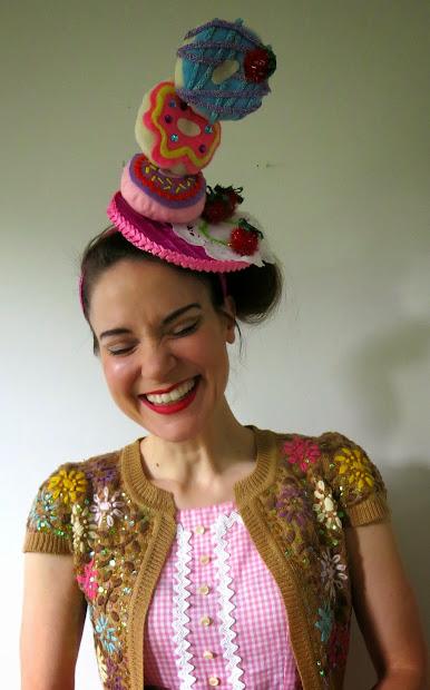 cassie stephens crazy hat day