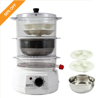 Buy Smart Life Multi Cooker for Rs.1999 at Homeshop18 : BuyToEarn