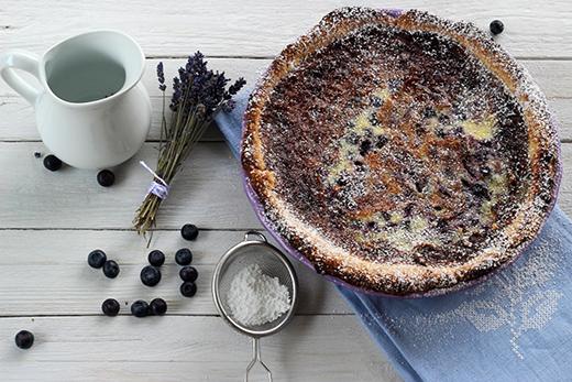 Heidelbeertarte Rezept Heidelbeermascarponetarte weiße Schokolade Mürbeteig Sommerkuchen Beeren Foodblog Holunderweg18