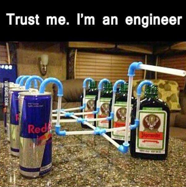 trust me i m an engineer