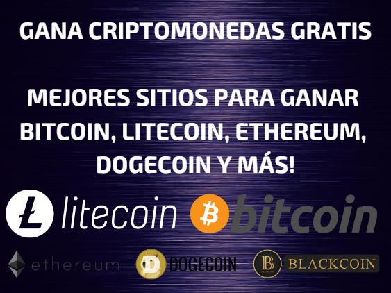 💰 Gana criptomonedas gratis 💰