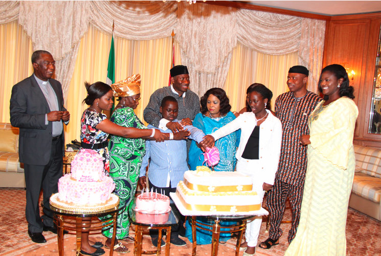 Happy 56th Birthday, President Goodluck Jonathan