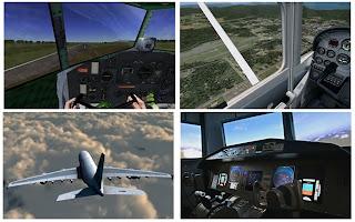 Airplane Simulator Pictures - Screenshoot of Airplane Simulator Games