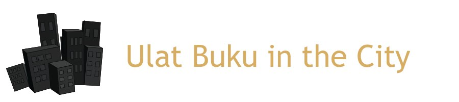 Ulat Buku in the City