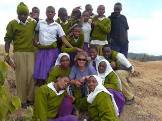 Reisen Afrika Tansania Lushoto