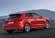 Audi S3 2014 traseira