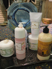 We carry 11 fragrances of Camille Beckman Body and Bath